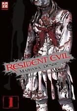 Resident Evil – Marhawa Desire 01 von Naoki Serizawa (2012, Taschenbuch)