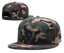 3c6854d3fe244 Houston Texans NFL Camo on Canvas 9FIFTY New Era Snapback Cap Hat