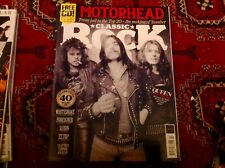 Classic Rock Magazine Issue 263 - July 2019 - Motörhead - from Jail to Top 20