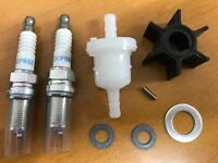 Service Parts Kit for Mercury Mariner 8HP 9.9HP 4-Stroke Outboard incl. Impeller