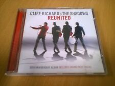 Cliff Richard & The Shadows ‎– Reunited (50th Anniversary) Free UK Postage