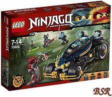 LEGO® NINJAGO: 70625 Samurai Turbomobil & 0.-€ Versand & NEU & OVP !