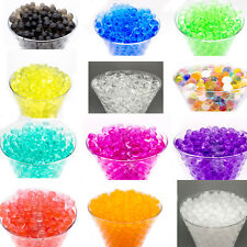 Orbeez Soil Vase Filler Aqua Crystal Gel Water Beads Wedding Table Decoration Se