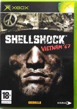 Gioco Xbox Shellschock - Vietnam '67 - Eidos interactive Usato
