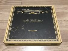 USED F/S Babymetal Metal Resistance The One Limited Edition CD & Blu-ray Package