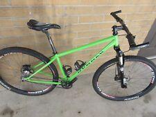 Gunnar Ruffian Single Speed Mountain Bike 17.5 SID fork Project 321/Stans wheels