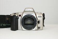 Vintage Retro Minolta 404si Dynax Film Camera UNTESTED