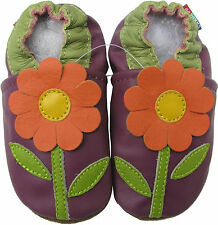 carozoo new soft sole leather baby shoes
