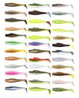 Z-Man MinnowZ 3 inch Soft Body Paddle Tail Swimbait 6 pack Multi-Species Lure
