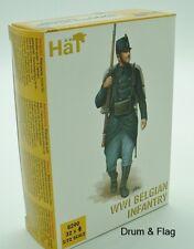 HaT 8290 WW1 Belgian Infantry 1/72 scale