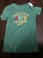 Notre Dame Under Armour Women's Football Shirt Small Nwt
