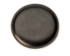 Antique Vintage 1930s Feature Button Black Bakelite Round Shaped 37mm Diameter