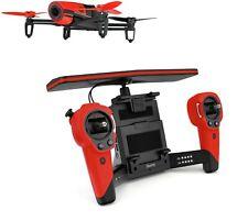 Parrot Bebop Drone Quad Copter Sky Controller Set Red New
