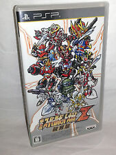 Dai-2-Ji Super Robot Taisen Z Hakai-hen USATO SONY PSP ED GIAPPONESE VBCJ 53013
