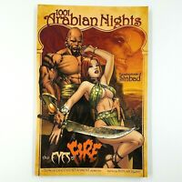 1001 ARABIAN NIGHTS Vol 1: The Adventures of Sinbad (TPB, 2009) Dan Wickline