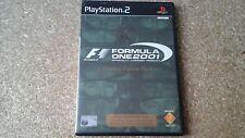 FORMULA ONE 2001 PS2