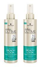 3x Schwarzkopf Ultime Sea Salt Beach Look Texturierendes Spray 100ml 1