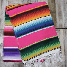 Pink Mexican StripeY Blanket