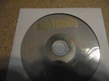 High Fidelity (Dvd 2000) Disc Only John Cusack