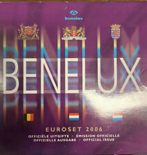 More details for 2006 benelux triple bu coin year sets belgium netherlands luxembourg