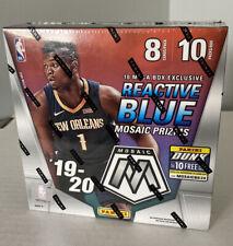 New Listing2019-20 Panini Mosaic Nba Basketball cards Mega Box - Brand New - Sealed!