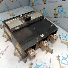 Square D Ill34400 3 Pole 400 A 480 V I-Limiter Current Limiting Circuit Breaker