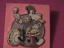 Disney 2010 Hms Band Concert Collection Horace Horsecollar Pins #3/5 (Lot of 2)