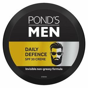 Pond's Men Daily Defence SPF 30 Face Crème, 55 g invisible Non Greasy Formula