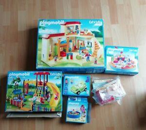 Playmobil Kita Sonnenschein 5567+5568+5570+5569+5572+6386