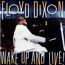 Floyd Dixon - Wake Up & Live! - New Factory Sealed Cd