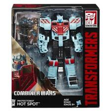 TRANSFORMERS COMBINER WARS HOT SPOT VOYAGER CLASS ACTION FIGURE HASBRO TOY