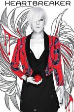 BIGBANG G-DRAGON [HEARTBREAKER] 1st Repackage Album CD+Fotobuch K-POP SEALED
