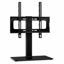 Artiss Table Top TV Swivel Mounted Stand - Black (TV-MOUN-S08-2-BK)