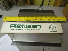 "NEW Old stock Pioneer Chainsaw Bar 474810 NSW 16"" 058"" 3/8"" 3662 198Z"