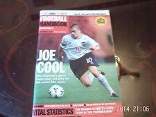 Manual de fútbol los tiempos de noviembre de 2000 Bradford + Leeds Manchester West Ham