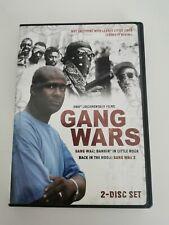 Gang Wars Bangin in Little Rock 2 DVDs