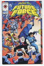 1993 Rai and the Future Force #9 ~Signed by Chen Cayon ~ (Grade 9.2 OB)