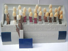 Sale Dental 3D-Master Tooth Guide System Oral 29 Color Shades Guide Teeth Guide