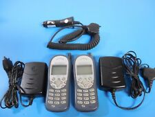 Motorola Nextel  i205 Cell Phone with Charger Lot of 2