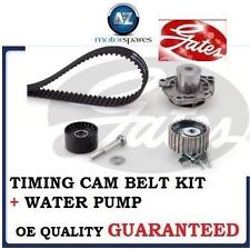 Per FIAT SEDICI 1.9 D MULTIJET / 4X4 2006-on Timing Cam Belt Kit + POMPA ACQUA impostata