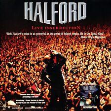 Judas Priest Rob Halford 2001 Live Promo Poster