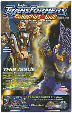 TRANSFORMERS COLLECTORS' CLUB MAGAZINE #13 February March 2007