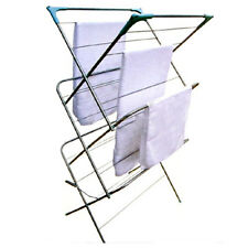 3 TIER CLOTHES TOWEL AIRER LAUNDRY DRYER CONCERTINA INDOOR OUTDOOR PATIO HORSE