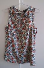 Tokito City Floral Top Size 6