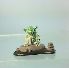 Star Wars YODA Rock Pile Jedi Knight Dagobah Micro Machines Galoob Vintage set