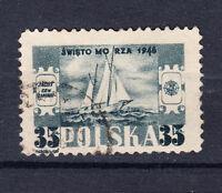 Polen Briefmarken 1948 Tag des Meeres Mi.Nr.492