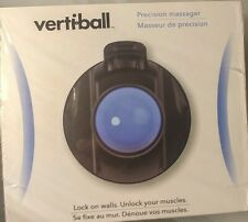Vertiball Muscle Massager Ball Pain Relief Patented Mountable