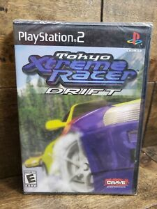 Tokyo Xtreme Racer DRIFT (Sony PlayStation 2, 2006) Brand New Sealed