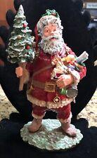 Vtg 1991 Duncan Royale History Of Santa Claus Today'S Nast Xmas Tre Bag Of Toys