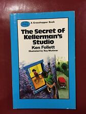 The Secret of Kellerman's Studio by Ken Follett Signed First Edition Illustrated